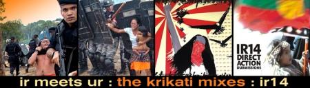 underground resistance meets indigenous resistance