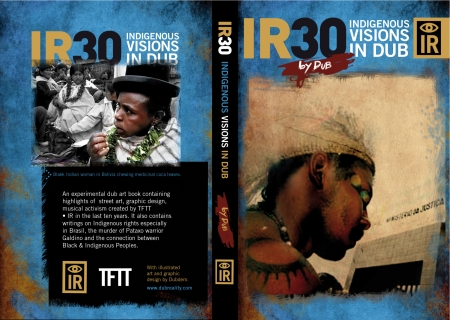 New IR BOOK IR 30 Indigenous Visions In Dub